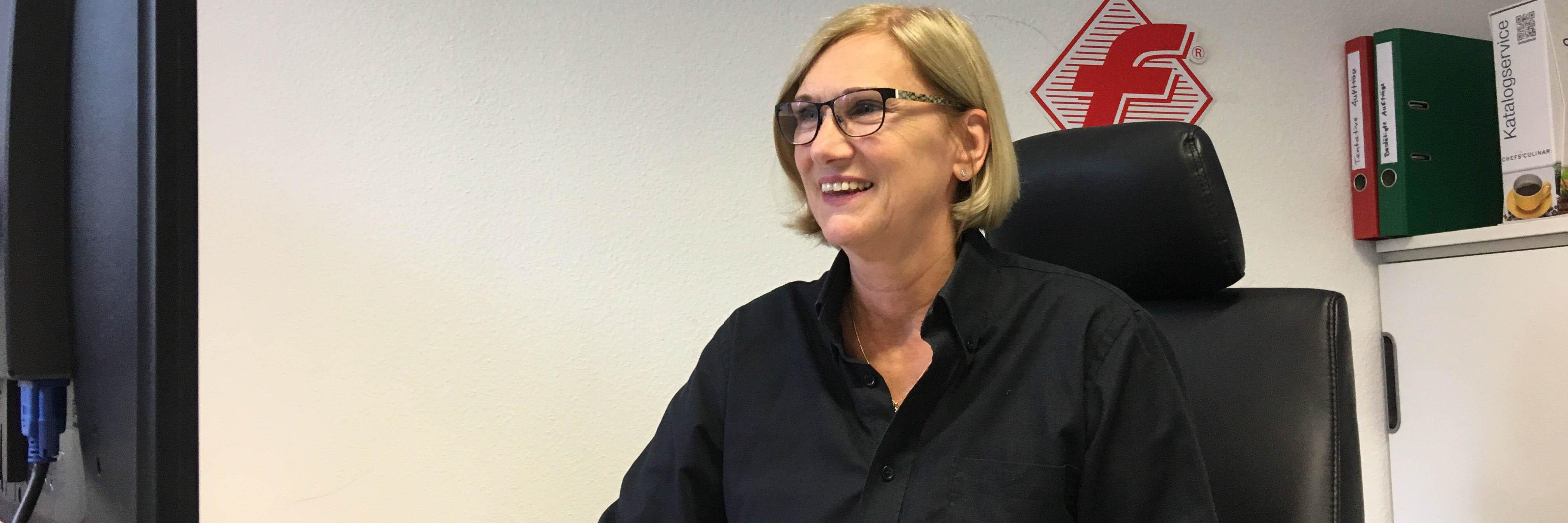 fünf Fragen an Ilona Durst