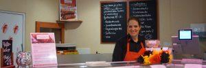 Manuela Cordes hat Fleischerei Fachverkäuferin gelernt