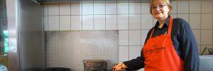 Heidrun Zöbisch arbeitet als Köchin bei DieFeinschmecker