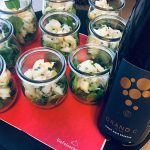 Kleine Leckereien zum Weinseminar